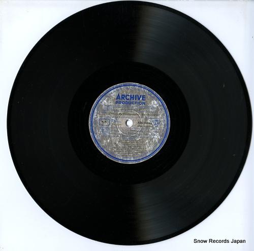 V/A the works of johann sebastian bach ARC3104 / 14604APM - disc