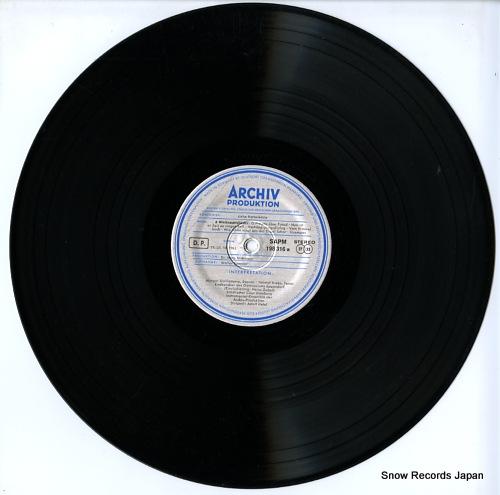 DETEL, ADOLF in dulci jubilo 198316 - disc