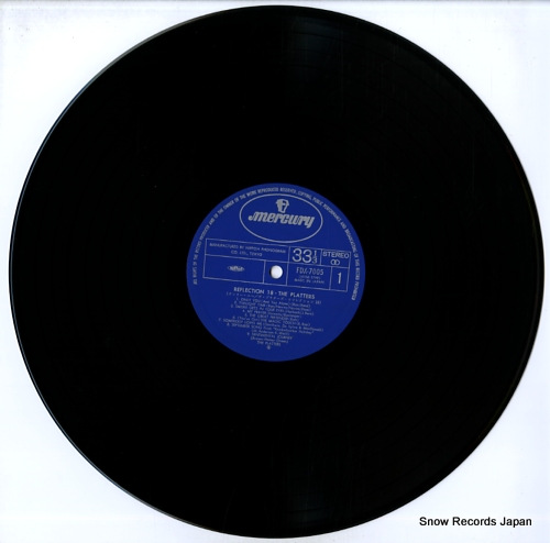 PLATTERS, THE reflection 18 FDX-7005 - disc