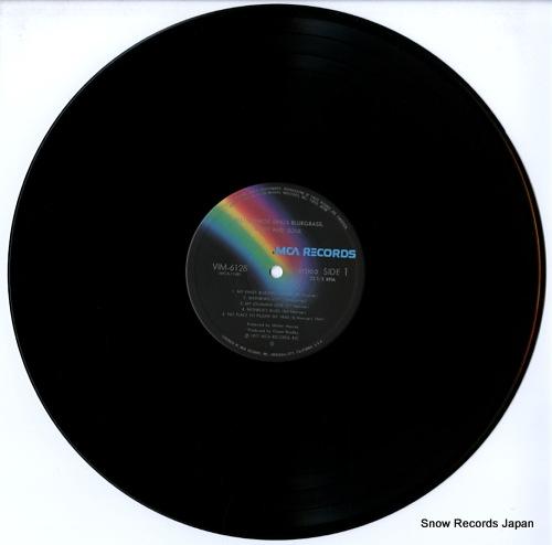 MONROE, BILL sings bluegrass, body and soul VIM-6128 - disc