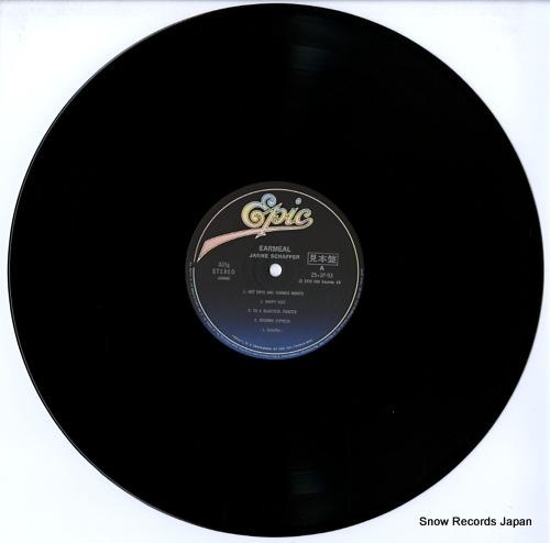 SCHAFFER, JANNE earmeal 25.3P-93 - disc