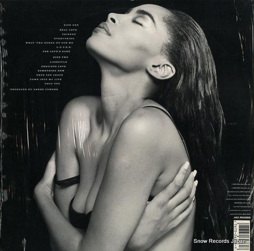 WATLEY , JODY larger than life MCA-6276 - back cover