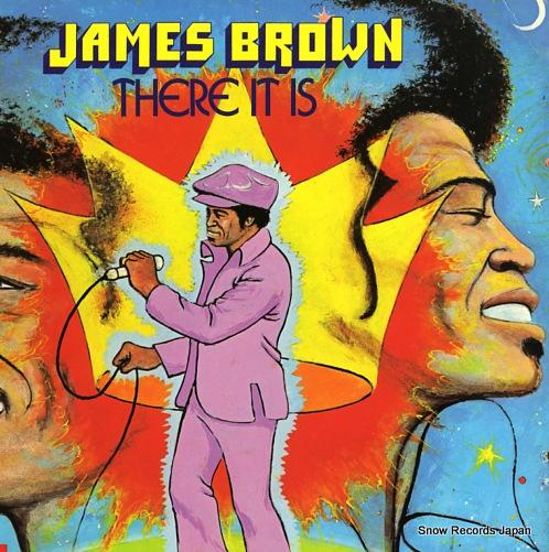 ジェームス・ブラウン there it is PD5028