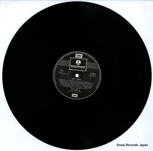 ザ・ビートルズ love songs PCSP721