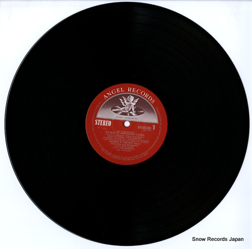 STEFANO, GIUSEPPE DI the best of neapolitan songs EAC-81085 - disc