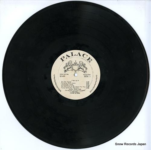 DUNN, BOBBY twist M-689 - disc