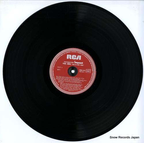 ANKA, PAUL live in new york 6886802 - disc