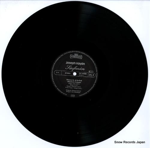 MUNCHINGER, KARL haydn; sinfonien nr.45, nr.48, nr.88, nr.92 INT180.836 - disc