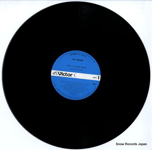 TOUSSAINT, OLIVIER eden is a magic world VIP-28066 - disc