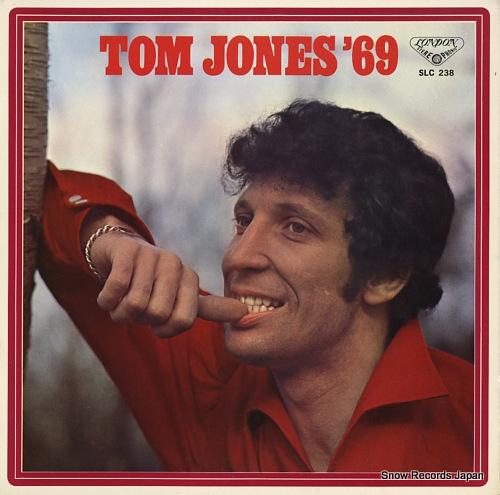 JONES, TOM tom jones '69 SLC238 - front cover