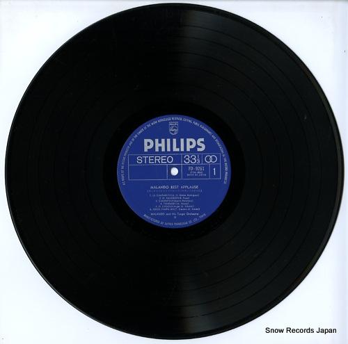 マランド楽団 タンゴ・ベスト・アプローズ/マランドのすべて FD-9261-2
