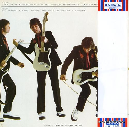 RICHARD, CLIFF rock 'n' roll juvenile EMS-81258 - back cover