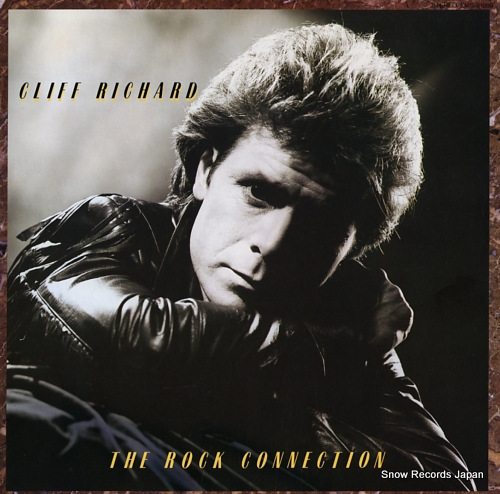 RICHARD, CLIFF the rock connection EMS-81689 - front cover