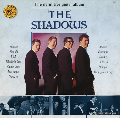 シャドウズ the definitive guitar album (volume5) 7919701
