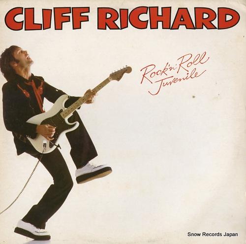 RICHARD, CLIFF rock 'n' roll juvenile EMC3307 - front cover