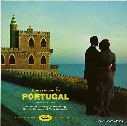 TRIO ODEMIRA/カルロス・ラモス honeymoon in portugal T10145