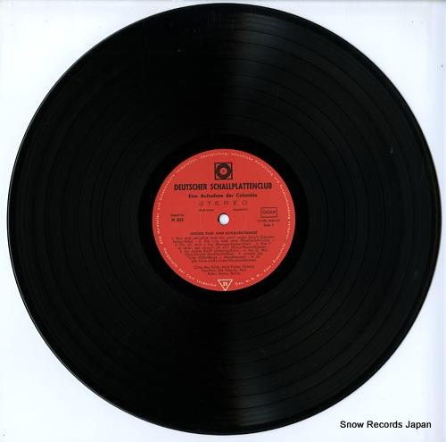 V/A grosse star-und schlager parade H023 - disc