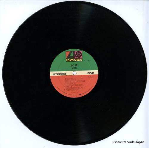 BOSE, MIGUEL xxx 781834-1 - disc