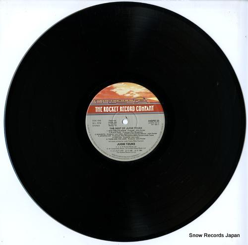 TZUKE, JUDIE the best of judie tzuke HISPD23 - disc