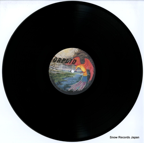 SAWADA, SHOKO sakamichi no shojo OPL-1008 - disc