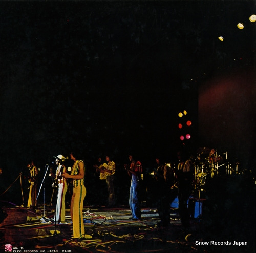 ZUTORUBI first live AIL-15 - back cover