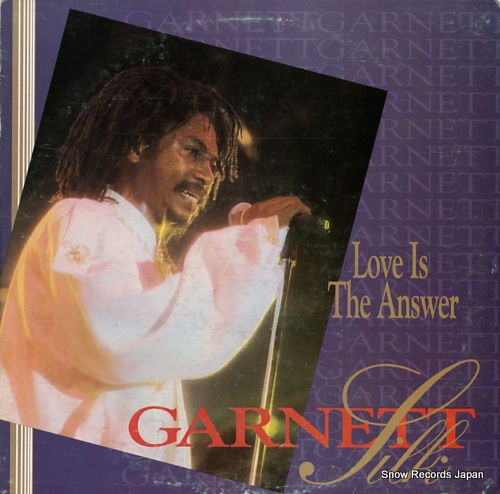 SILK, GARNETT love is the answer VPRL1389 - front cover