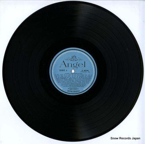 GONNENWEIN, WOLFGANG handel; the dettingen te deum 36194 - disc