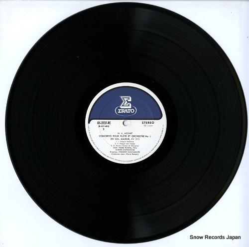 RAMPAL, JEAN-PIERRE mozart; florilege de la flute 7 OS-2237-RE - disc
