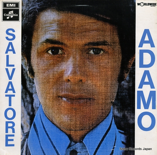 ADAMO, SALVATORE salvatore adamo SCX6254 - front cover