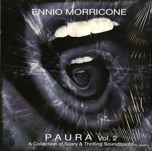 MORRICONE, ENNIO paura vol.2 (a collection of scary & thrilling soundtracks) RBLLP014 - front cover