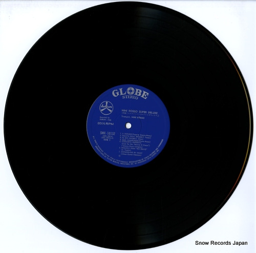 ROSSO, NINI super deluxe SWX-10132 - disc
