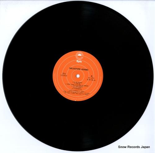 ADAMO salvatore adamo 25.3P-4 - disc