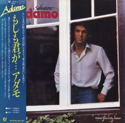 ADAMO salvatore adamo 25.3P-4 - front cover