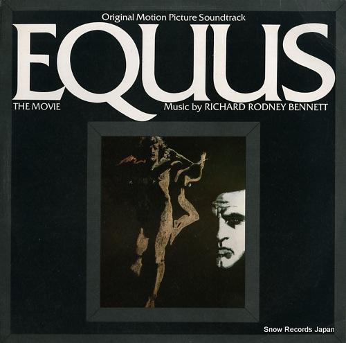 BENNETT, RICHARD RODNEY equus UAS30136 - front cover