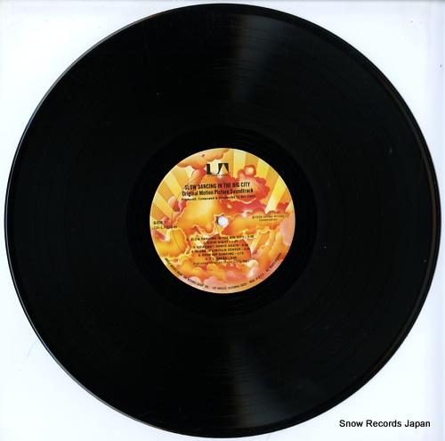 CONTI, BILL slow dancing in the big city UA-LA939-H - disc