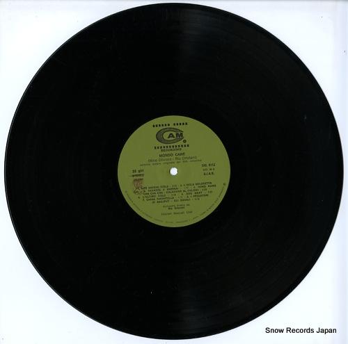 ORTOLANI, RIZ / NINO OLIVIERO mondo cane ORL8413 - disc