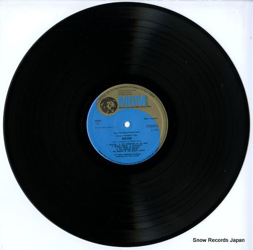 ROZSA, MIKLOS ben-hur volume 1 2353030 - disc