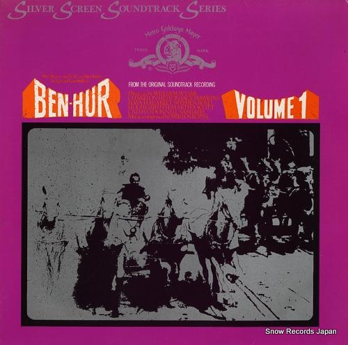 ROZSA, MIKLOS ben-hur volume 1 2353030 - front cover