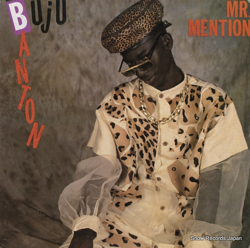 BANTON, BUJU mr. mention PHLP-1997/RHP1997 - front cover