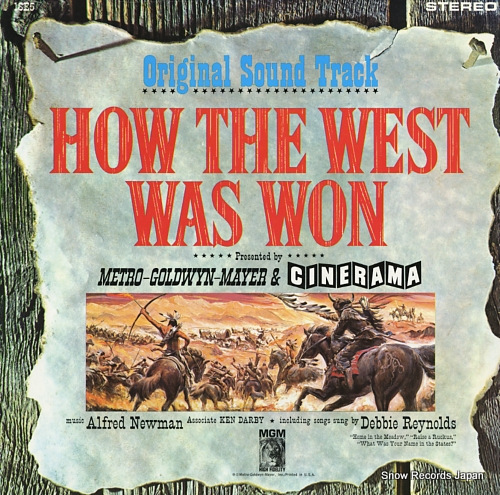 V/A how the west was won 1SE5 - front cover