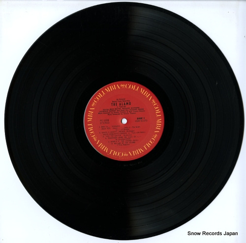 TIOMKIN, DIMITRI the alamo PC8358 - disc