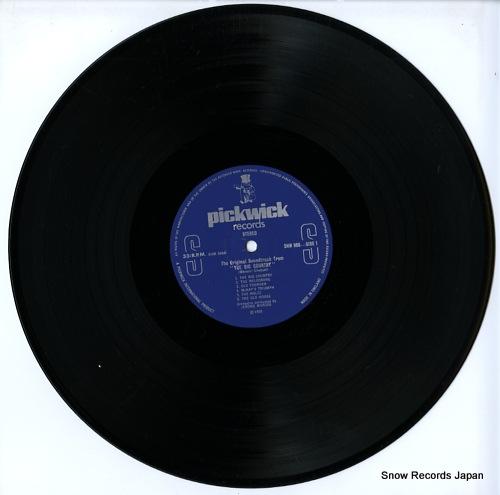 MOROSS, JEROME the big country SHM968 - disc