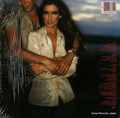 MCCLAIN, CHARLY who's cheatin' who PE36760 - back cover