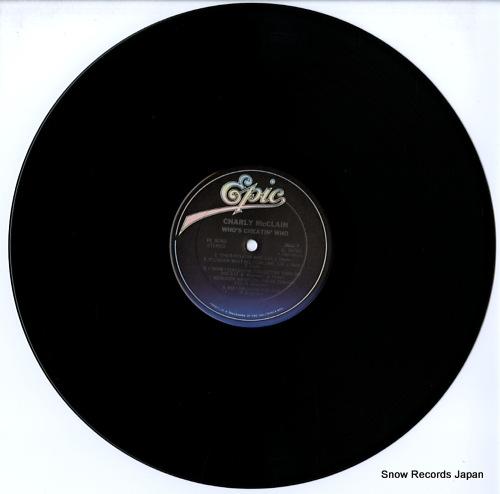 MCCLAIN, CHARLY who's cheatin' who PE36760 - disc