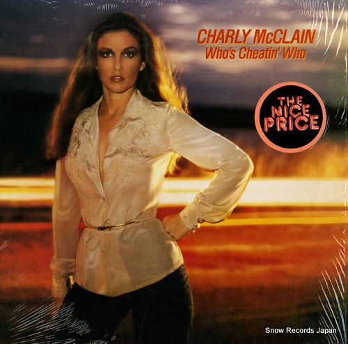 MCCLAIN, CHARLY who's cheatin' who PE36760 - front cover