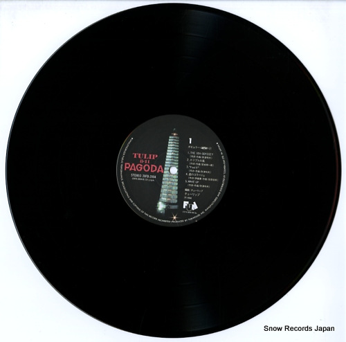 TULIP 8.11 pagoda 20FB-2004.5 - disc
