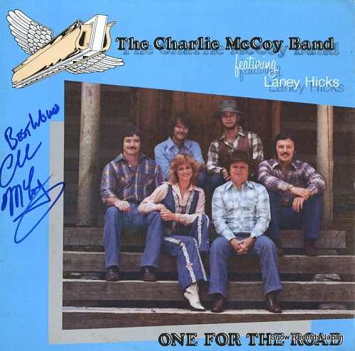 MCCOY, CHARLIE, BAND, THE one for the road FH-0001 - front cover