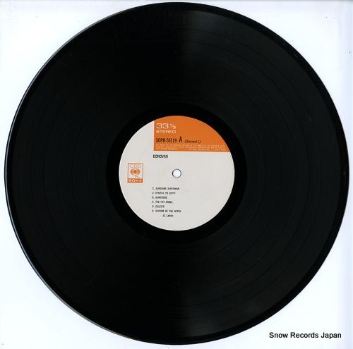 DONOVAN gift pack SOPB55119-20 - disc