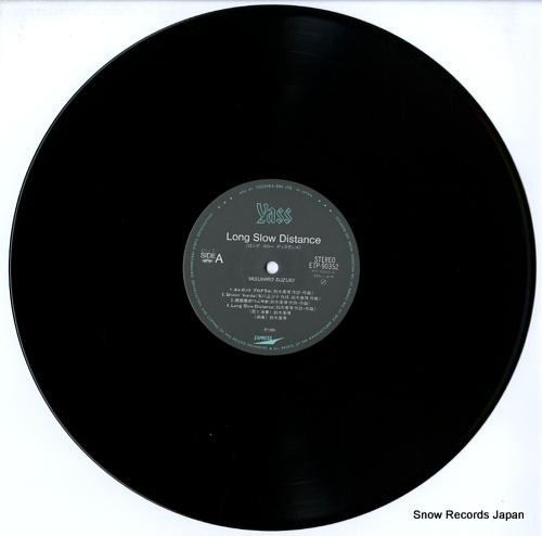 SUZUKI, YASUHIRO long slow distance ETP-90352 - disc