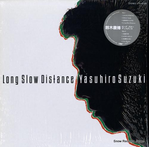 SUZUKI YASUHIRO - long slow distance - LP